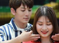 陈翔与粉丝亲密互动 情话绵绵:我愿意帮你扎一辈子头发