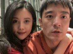 李光洁婚后首次公开晒照秀恩爱 与妻子浪漫跨年