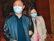 纪晓波频被曝负债还抵押豪宅 吴佩慈带娃赴港陪伴