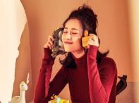 安悦溪童趣少女新年写真曝光 音乐剧《在远方》上海站即将来袭