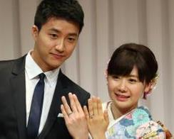 日媒称福原爱江宏杰准备分居 双方已否认婚变