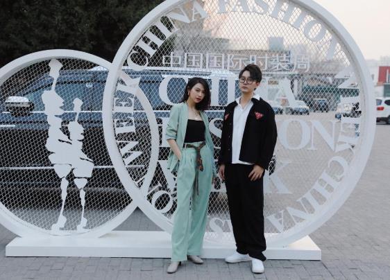 2021中国国际时装周梁冰琴完美落幕 莫非定律惊喜亮相